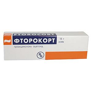 Крем Фторокорт