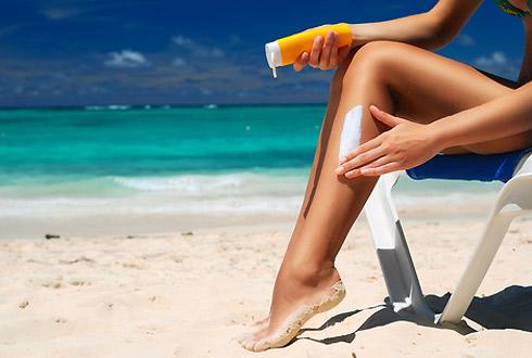 Защищаемся от солнца с кремами с ППД