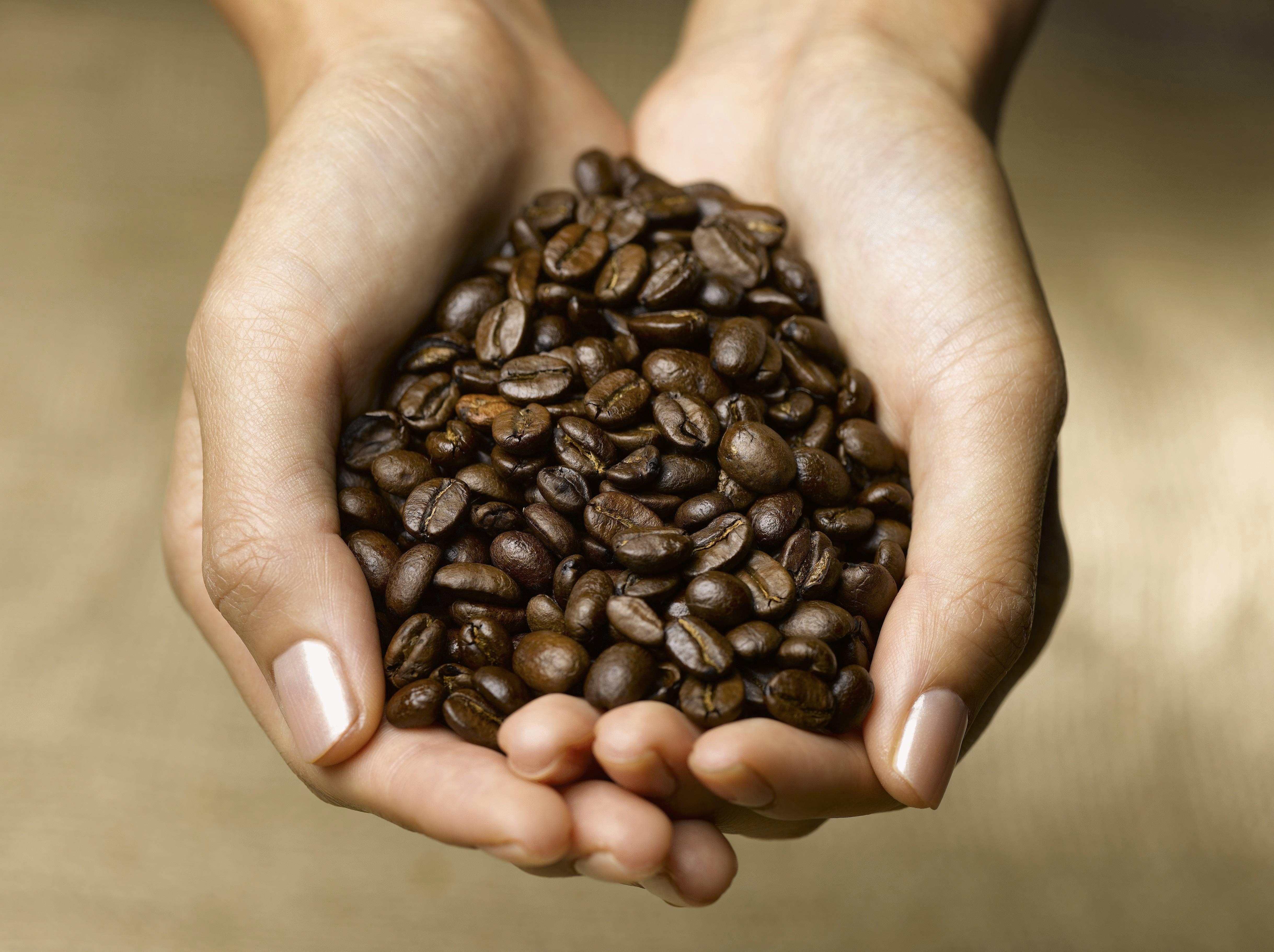 Полезные компоненты кофейных зерен