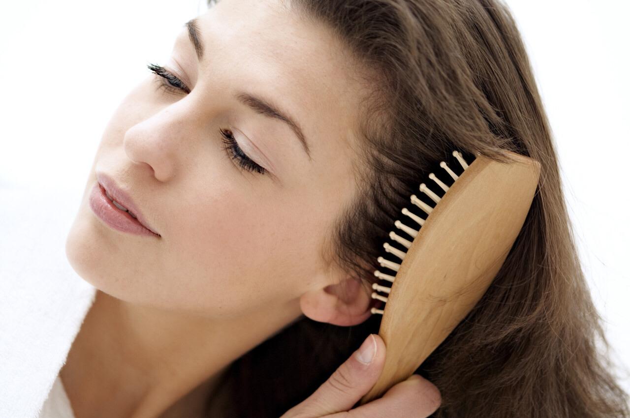 Применение сыворотки для волос