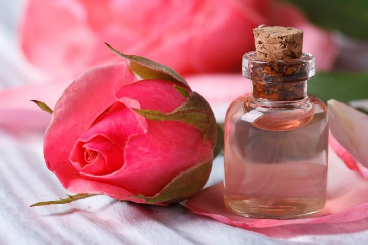 Очищающий крем с розовой водой