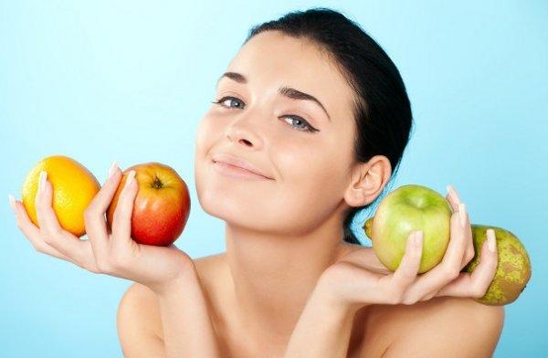 Польза фруктового пилинга для лица в домашних условиях
