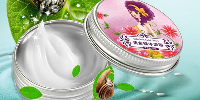 Консистенция улиточного крема snail me