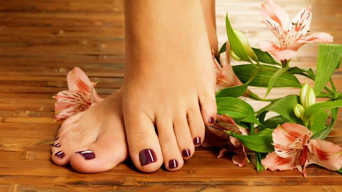 Состав смягчающего крема для ног